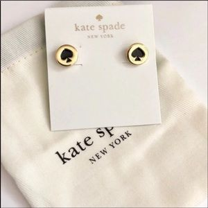 Kate Spade signature stud earrings